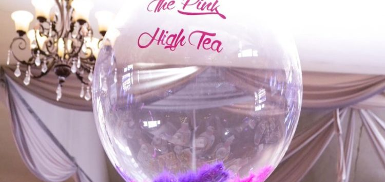 Report Back – Pink High Tea