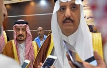 Saudi King's brother returns to Riyadh after absence