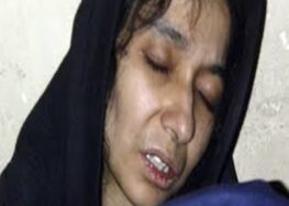 Pakistan raises issue of jailed Aafia with US