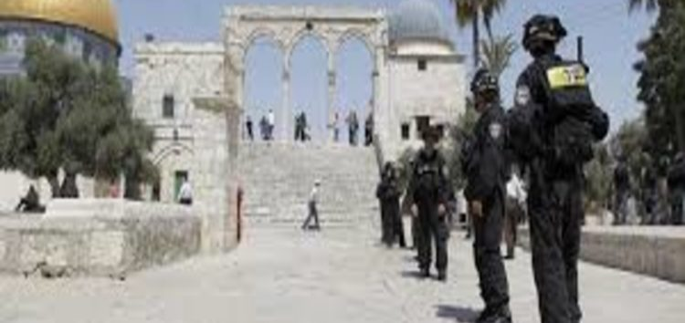 Israel agriculture minister leads settlers into Al Aqsa Mosque