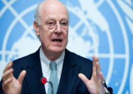 UN: Syrians need 'psychological reconstruction'