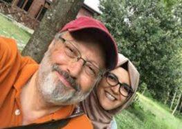Khashoggi's fiancée calls for funeral prayers to be held for him