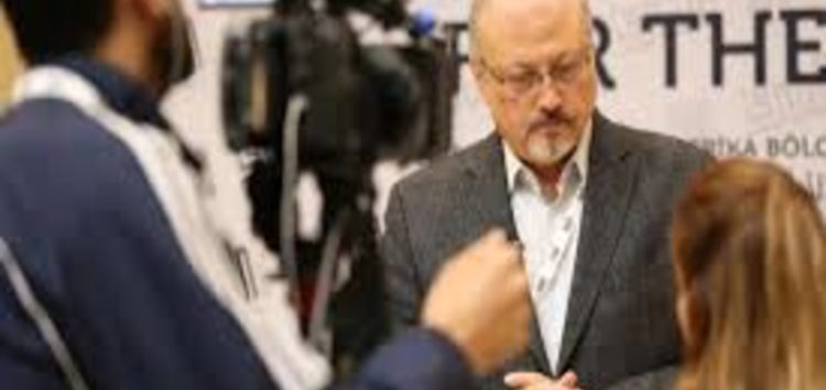 US intelligence being sued for failing to warn Khashoggi of threat