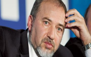 Israel's Lieberman resigns as defense minister