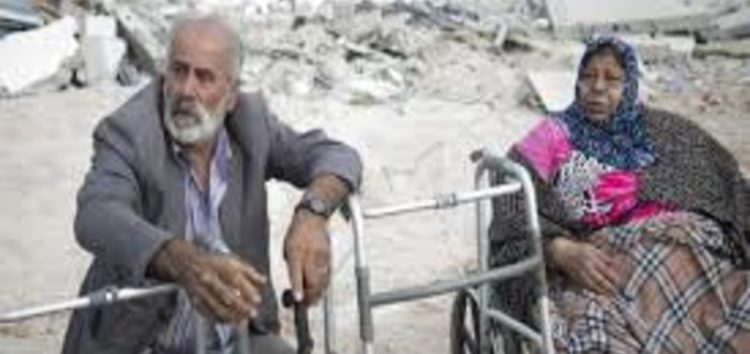 Sick, elderly woman homeless as Israel demolishes her home