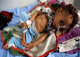 Yemen crisis: 85,000 children 'dead from malnutrition'