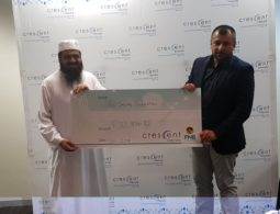 Moulana Suleman Moola talks about Giving