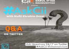 Did you hear about Cii's Q & A on twitter?