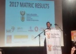 Matric 2018 pass rate to be announced this evening
