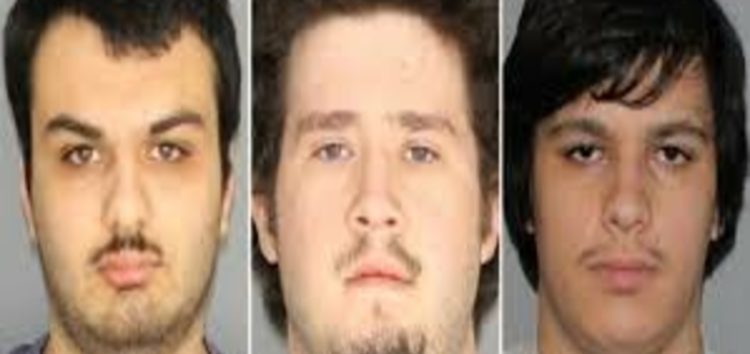 4 charged with planning attack on Muslims in New York