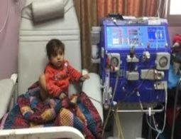 Children's lives 'in danger' amid Gaza fuel shortage
