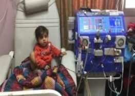 Children's lives 'in danger' amid Gaza fuel shortage
