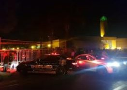 Masjid shooting claims one life