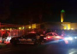 Masjid shooting claims one life