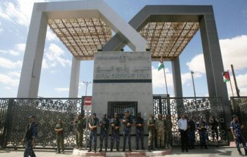Egypt to open Gaza border crossing on Tuesday