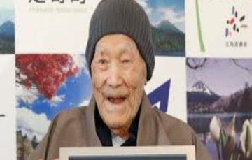 World's oldest man dies at age 113