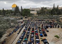 Israel detains scores of Palestinians ahead of planned al-Aqsa demonstration