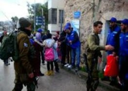 Palestinians campaign to halt settler attacks in Hebron, launches protection force
