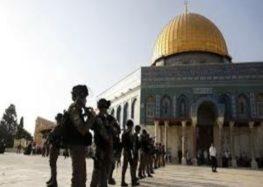 Israel closes gate to Al-Aqsa Mosque