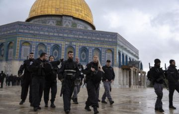 Israel agriculture minister raids Al-Aqsa Mosque with 93 settlers