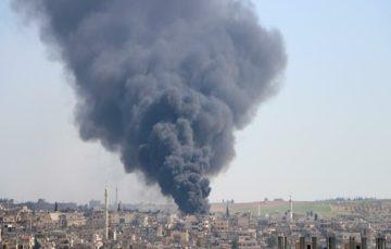 Regime shelling kills 5 in Syria's Idlib