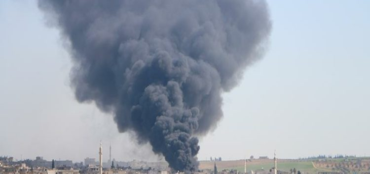 Regime shelling kills 5 in Syria's Idlib