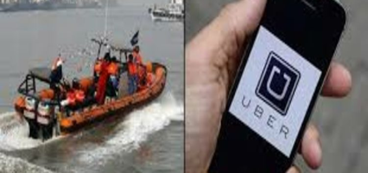 In Mumbai, you can Uber a speedboat on the sea and beat rush hour traffic