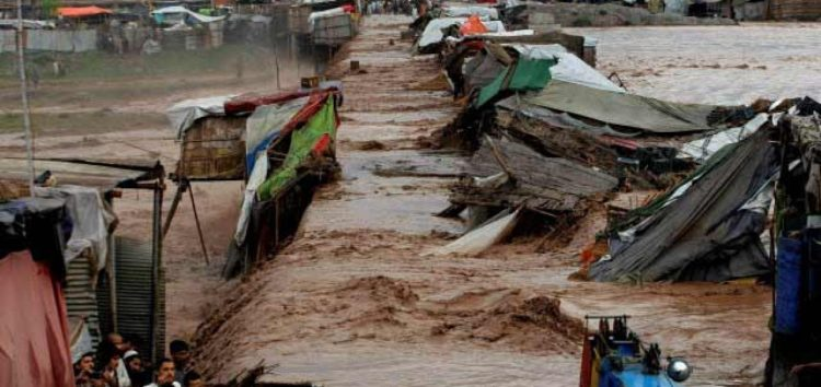 Over 20 killed in flash floods in Afghanistan