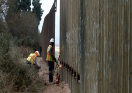 Pentagon authorises transfer of $1bn for US-Mexico border wall