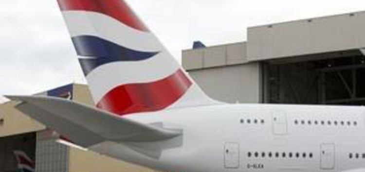British airways airplane flew to wrong city by mistake