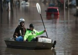Relied efforts battle to reach Mozambique communities cut off by Cyclone Idai