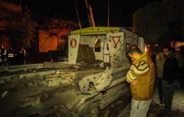 Israeli airstrikes damaged 500 Palestinian homes