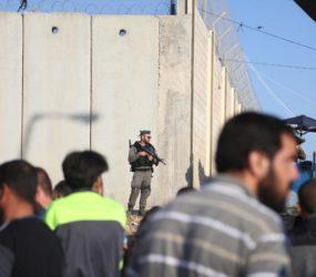 Israel shuts off West Bank, Gaza Strip ahead of Jewish holiday