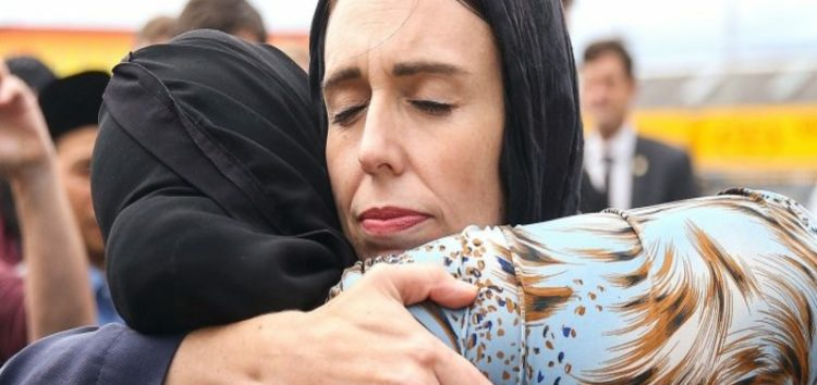 New Zealand's PM Jacinda Arden refuses to take the name of Christchurch terrorist