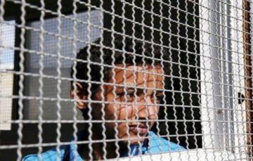 Some 220 Palestinian children in 'inhumane' Israel jails