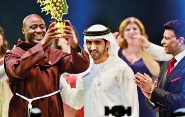 Kenyan teacher who gave earnings to poor won the $1 million Global Teacher Prize in Dubai