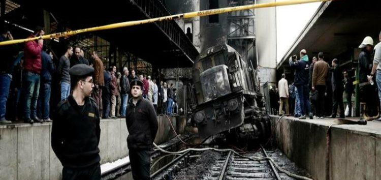 Egypt arrests six over Cairo train crash that killed 25