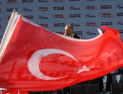 Erdogan's AK Party calls for rerun of Istanbul elections