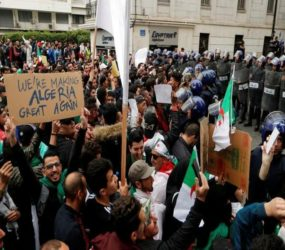 Algeria's interior ministry allows 10 new political parties