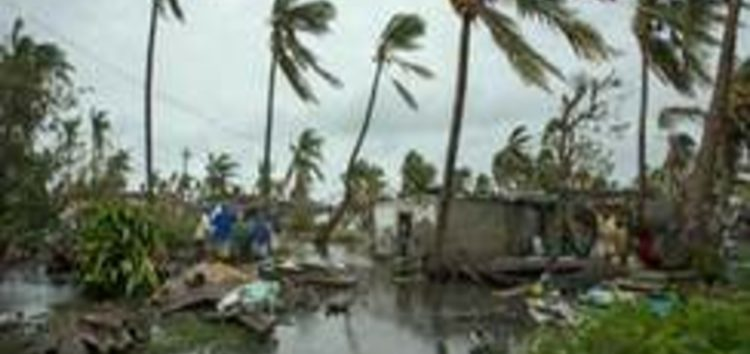 A personal experience of a sister and her family in Beira during Cyclone Idai
