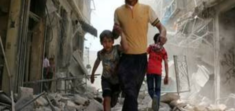 Civilian casualties rise as fighting intensifies in Syria's Idlib