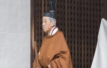 Japan's Emperor Akihito abdicates after 30-years reign