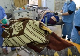 Syrian Network for Human Rights: 221 chemical attacks in Syria since 2012
