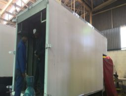 IMASA & ICSA Mobile cataract unit ready to kick start