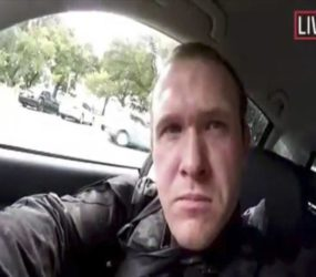 New Zealand massacre suspect charged with terror offence