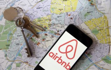 Palestinians call for NGOs to reject donations from Airbnb