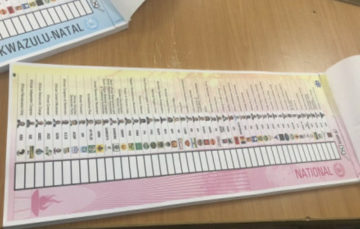 Be vigilant and check your ballot paper is stamped, warns IEC
