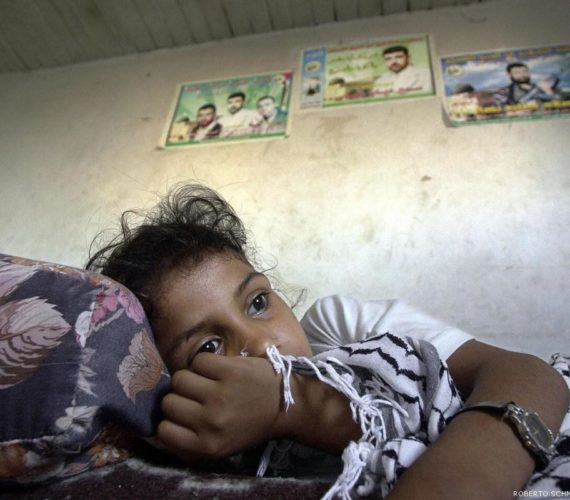 WHO details mental health impact for Palestinians under Israel occupation