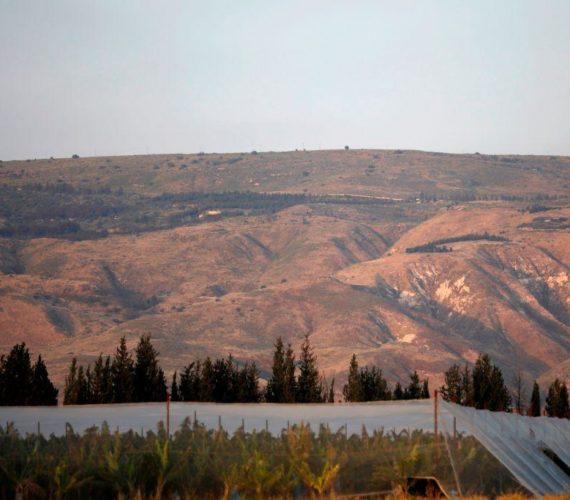 Netanyahu announces site of Trump Settlement in Golan Heights