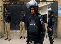 1 killed, 12 injured after blast inside mosque in Pakistan